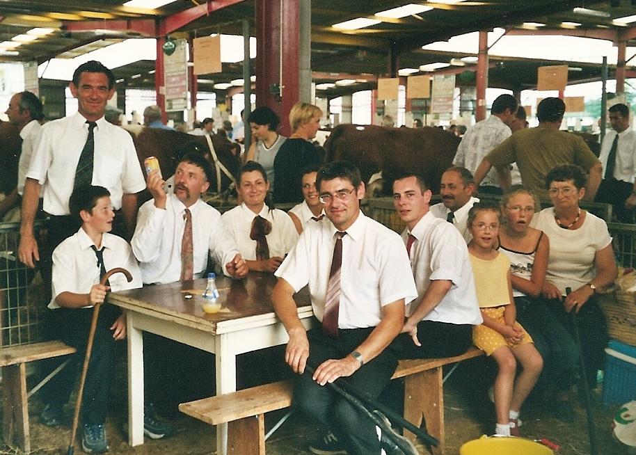 Defile national 2001